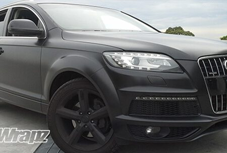 Audi 4wd Matte Black