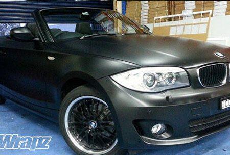 BMW – Matte Black