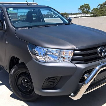 Toyota Hilux – Colour Change
