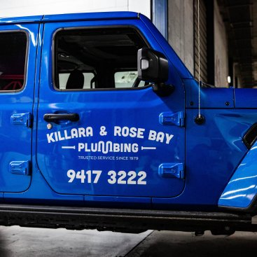 Killara & Rose Bay Plumbing